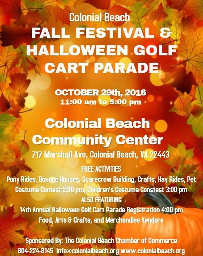 Fall Fest Flyer