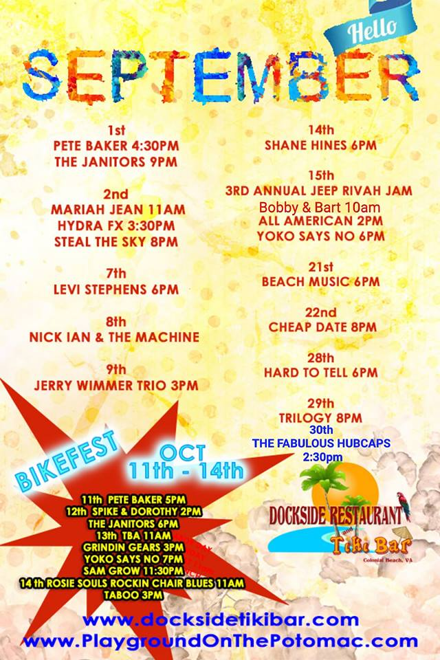 Virginia Beach Calendar Of Events October