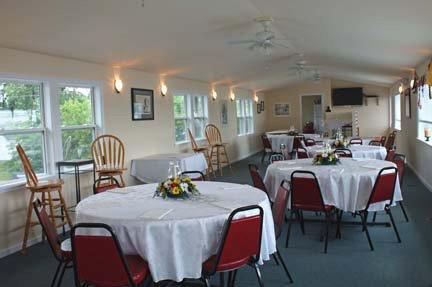 Lighthouse Restaurant Quarterdeck Lounge