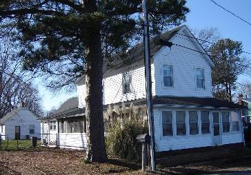 Vacation House Rental Colonial Beach - Beachcomber IV