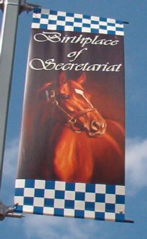 Secretariat Birthplace
