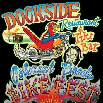 Bikefest Logo - Dockside
