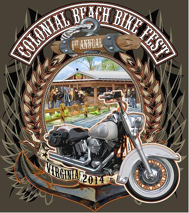 Colonial Beach Bikefest