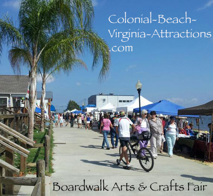 Boardwalk Arts and Crafts Festival