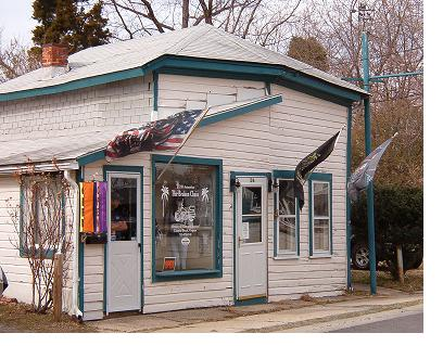 Colonial Beach Motorcycle Gift Shop