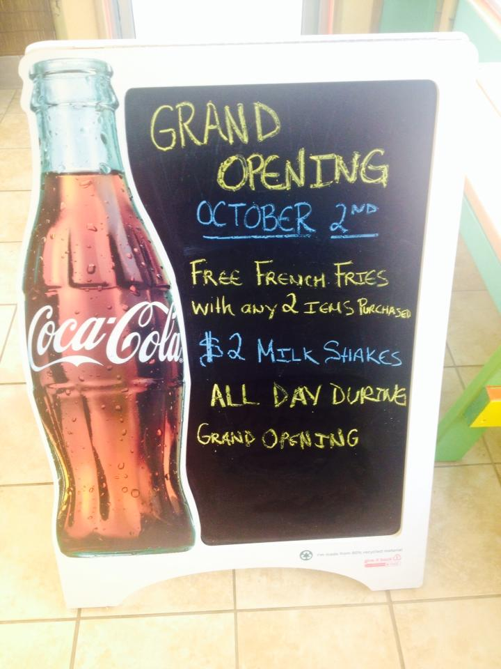 Cocomo Joes Grand Opening