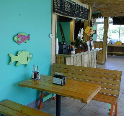 Cocomo Joe's Dining Room