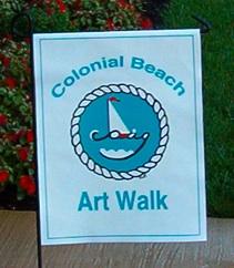 ArtWalk Sign