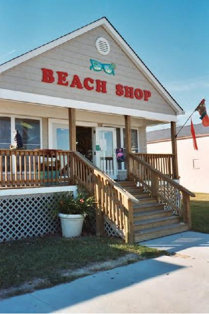 Beach Shop in Colonial Beach