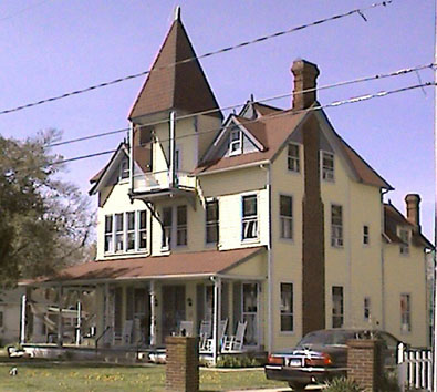 The Bell House Virginia Bed & Breakfast