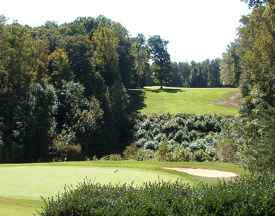 Cameron Hills Golf links near Colonial Beach