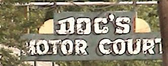 Docs Motel in Colonial Beach, Virginia