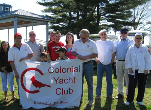 Colonial Yacht Club Earth Day