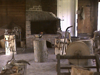 George Washington's Birthplace Blacksmith Shop