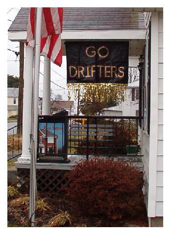 Drifters banner
