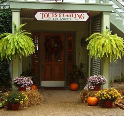 Enter the Tasting Room