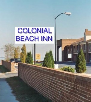 The Beach Inn in Colonial Beach