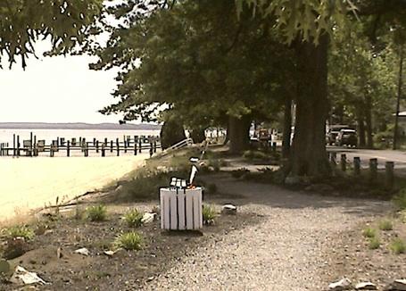 Project Colonial Beach RiverWalk beautification