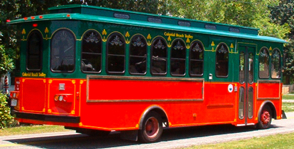 Colonial Beach Trolley