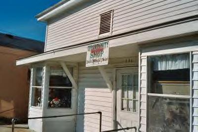 United Methodist Church thrift shop