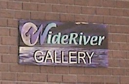 Wide River Gallery in Colonial Beach