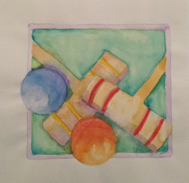 croquet picture