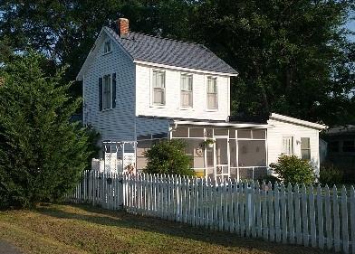 Vacation House Rental - Emma Frances