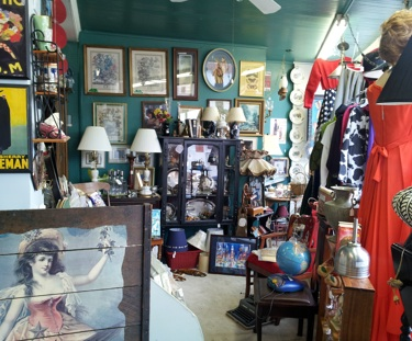Esco's antiques, paintings, home decor and more!