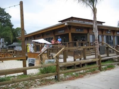 High Tides Restaurant on the Boardwalk, Colonial Beach