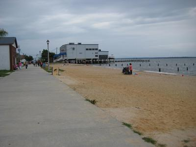 Colonial Beach Boardwalk