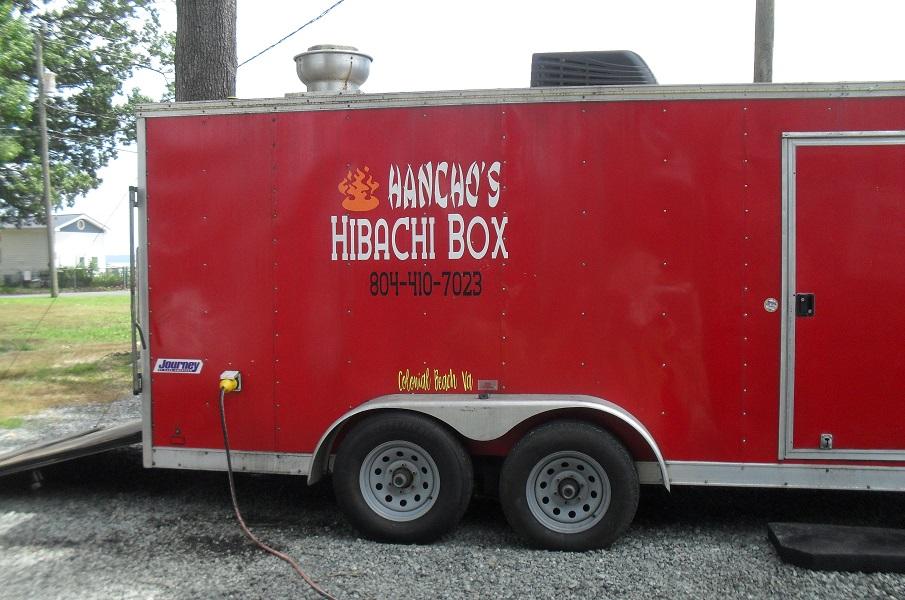 Hanchos food truck