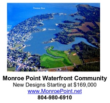 Monroe Point Waterfront Townhomes