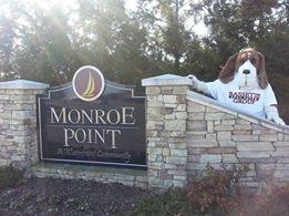 Monroe Point Entrance