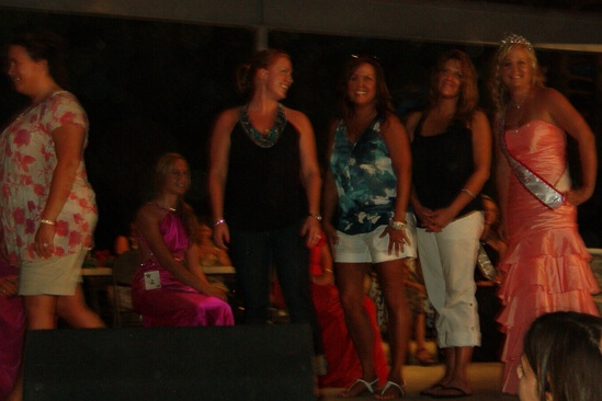 Past Miss Colonial Beach title holders