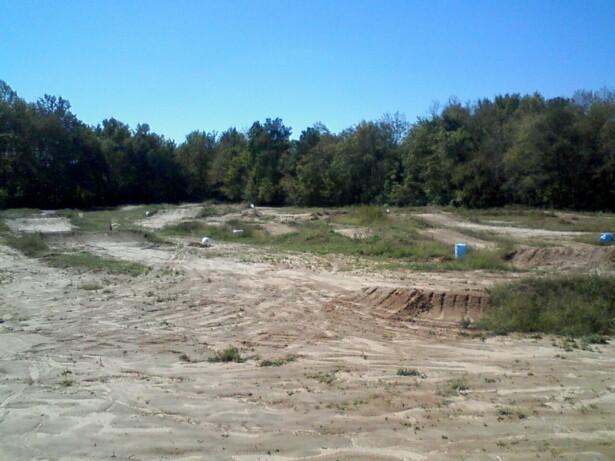 NNK ATV Park motocross track
