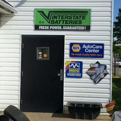 carter automotive shop