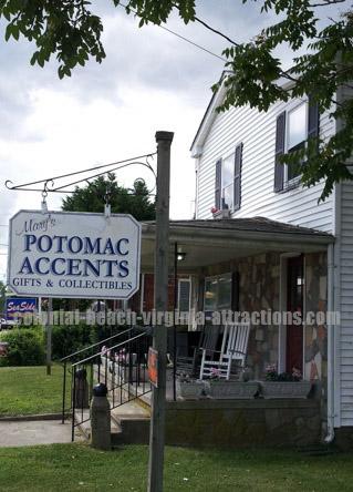 Shopping at Potomac Accents