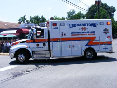 Leonardtown, MD entry