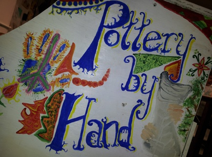Pottery By Hand logo