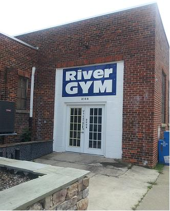 Former River Gym Location