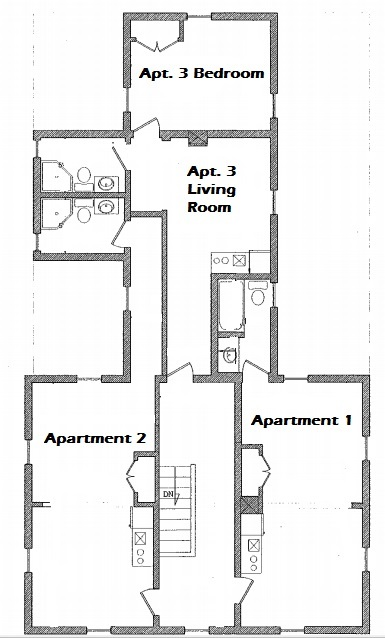 Apartments floorplan