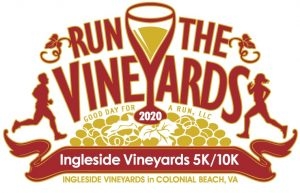 run the vineyards logo