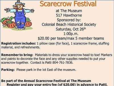 Scarecrow Fest Flyer