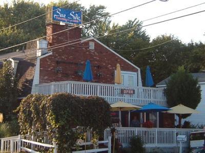 Sea Side Restaurant in Colonial Beach