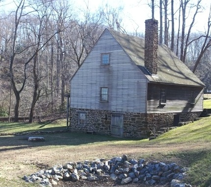 The Grist Mill at Stratford Hall