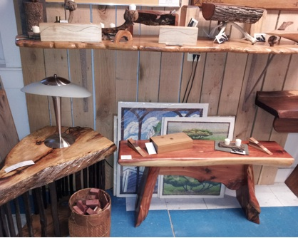 Handcrafted Wood Products at Studio A