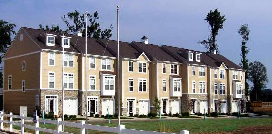 Monroe Point Townhomes