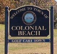 Colonial Beach Welcome