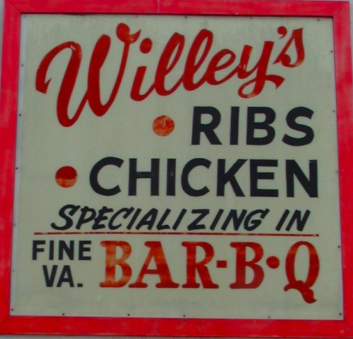 Willey's sign