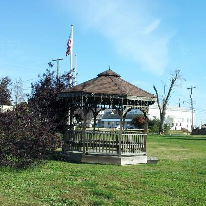 Gazebo on Town Hill